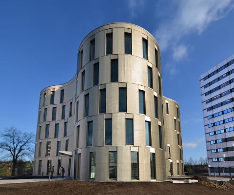 Zentrum Molekulare Biowissenschaften, Kiel university, photo: J. Haacks