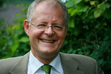 Dr. Peter Modler, Foto: Elke Kern, Copyright: Fischer Verlag