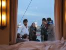 Opening event International RTG Symposium - paddle steamer Freya