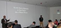 RTG Symposium - Talk Partha Majumder